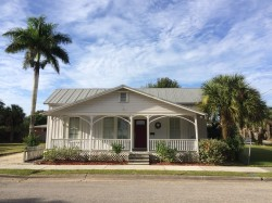 historic home in punta gorda