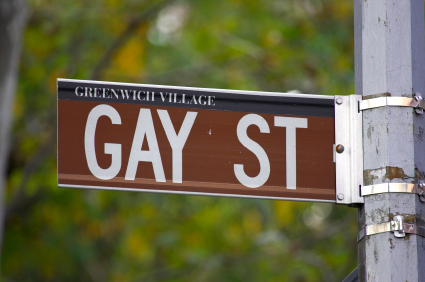 Gay Neighborhoods, Gay Friendly Areas