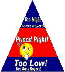 The Dangers of Pricing Your Home to High