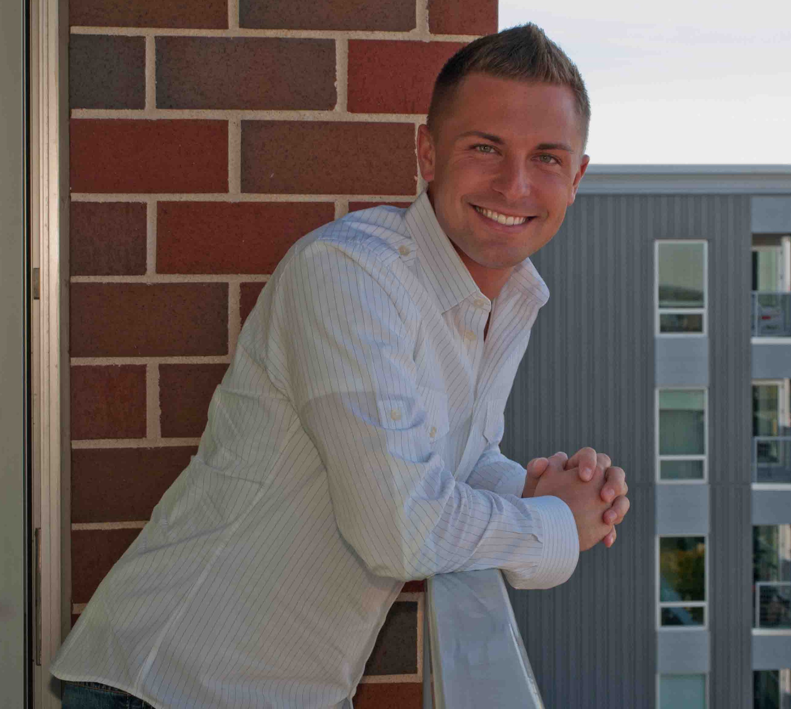 Featured Champaign Gay Realtor: PJ, Champaign County Realty