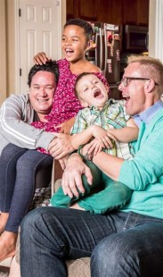 The LGBTQ Community and Adoption in 2018