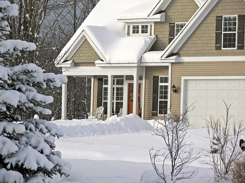 Winter in Real Estate: Tips for those who feel the chill.